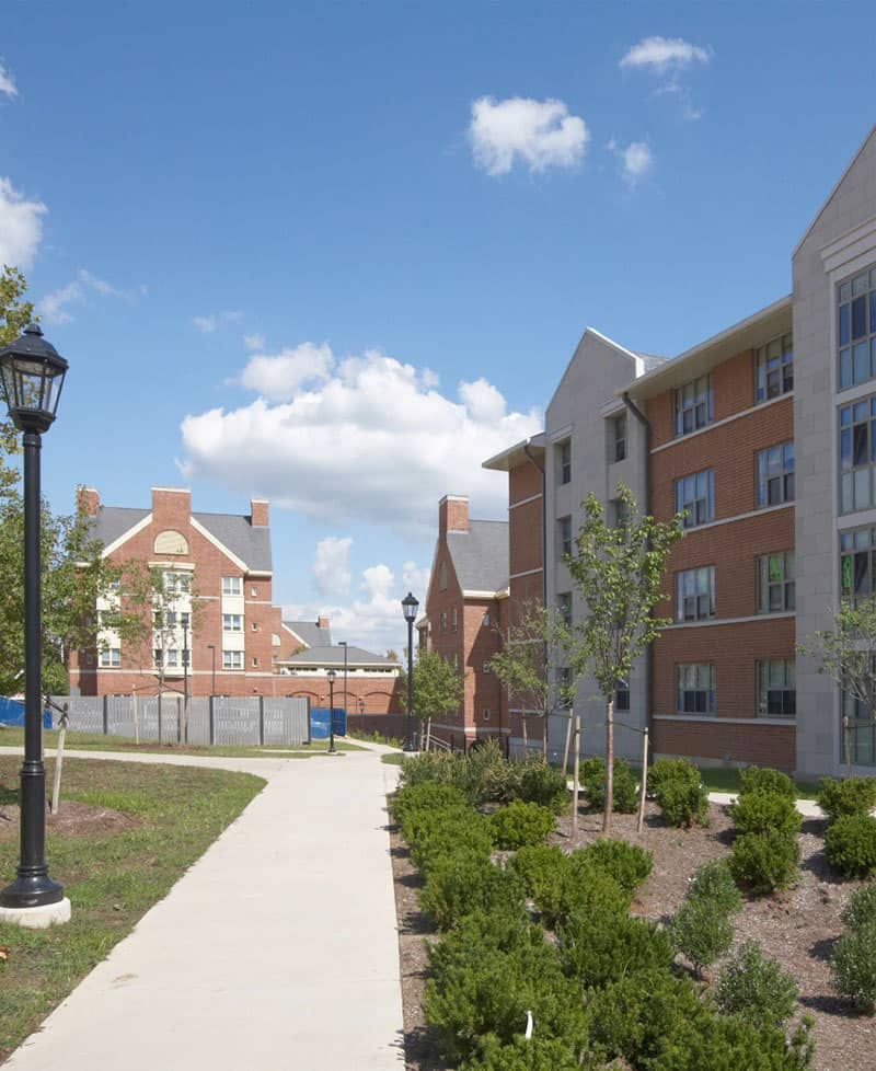 Penn State Student Housing Renovation